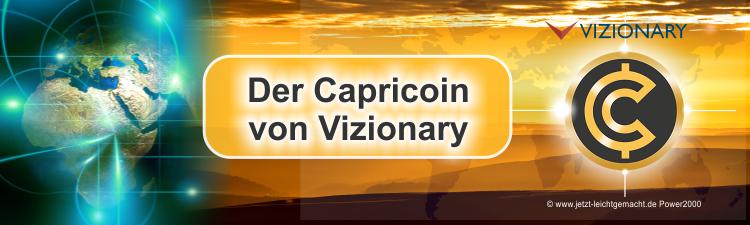 Der Capricoin von Vizionary