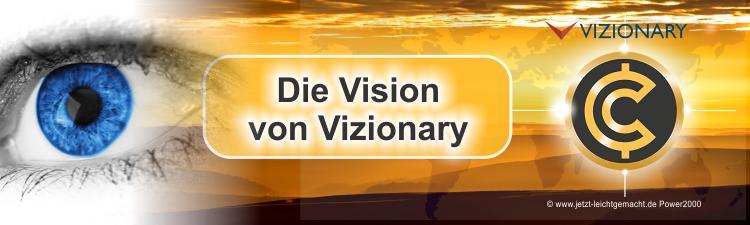 Vision - Capricoin und Vizionary