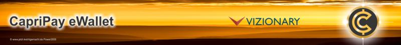 CapriPay eWallet von Vizionary