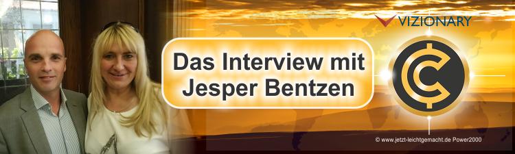Vizionary, das Interview mit Jesper Bentzen