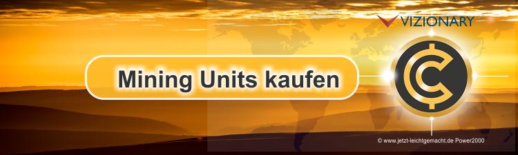 Mining Units bei Vizionary kaufen