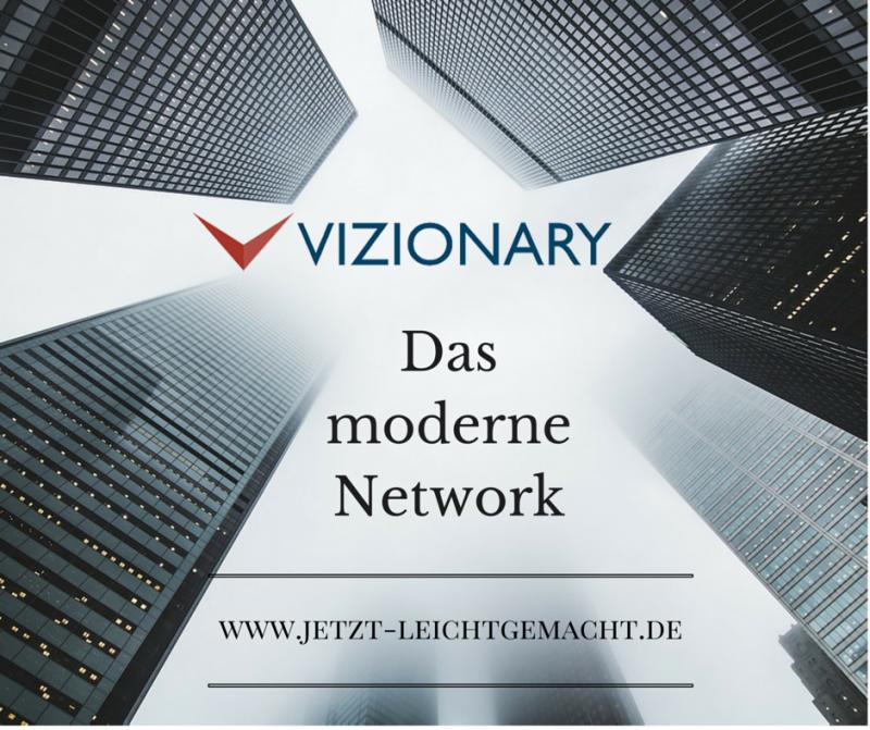 Vizionary das moderne Network