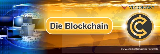 Das World Wide Web war eine Revolution und die nächste ist da! Die Blockchain.