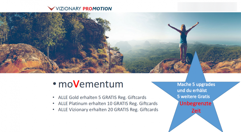 Vizionary Event Promotion