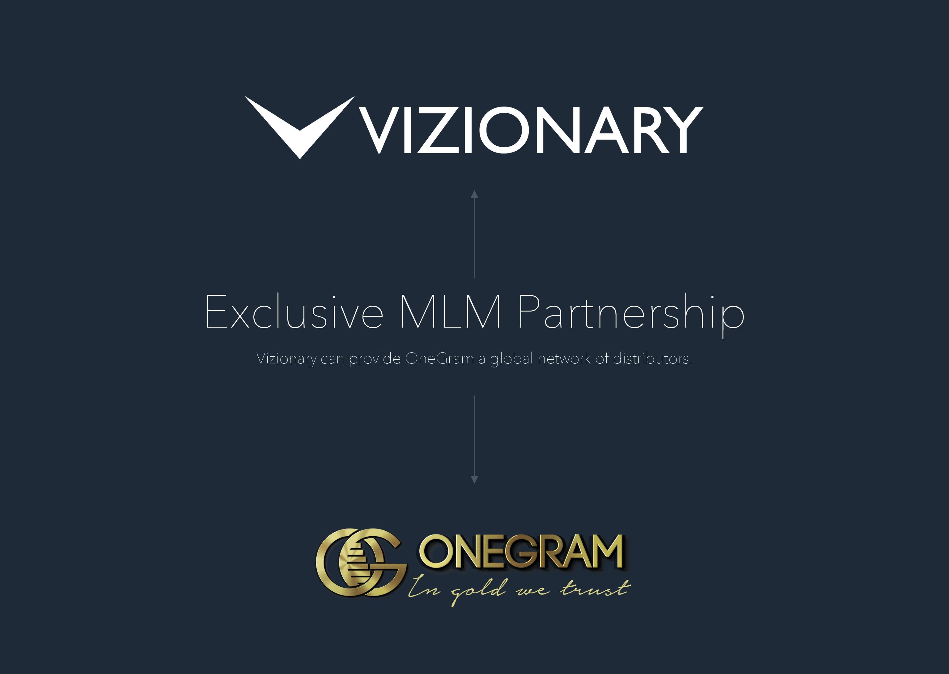 OneGram Vizionary Partnerschaft