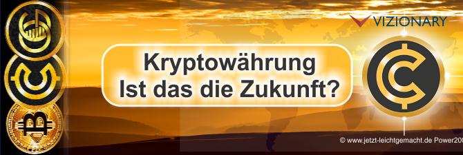 Kryptowährung, ein Hype oder die Zukunft? Erfahre mehr darüber