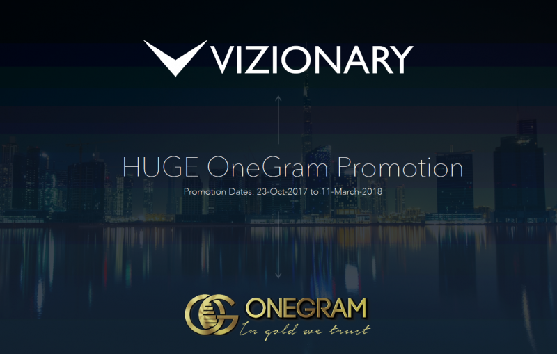 OneGram Promotion Start