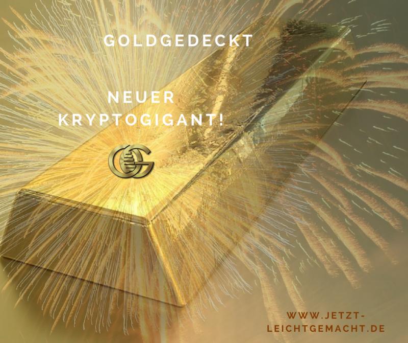 One Gram - Goldgedeckt mit Blogadresse