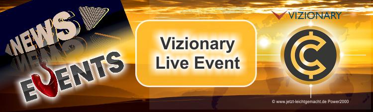 Vizionary Live Event
