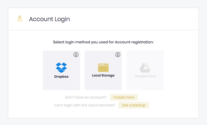 OneGram Wallet Account Login