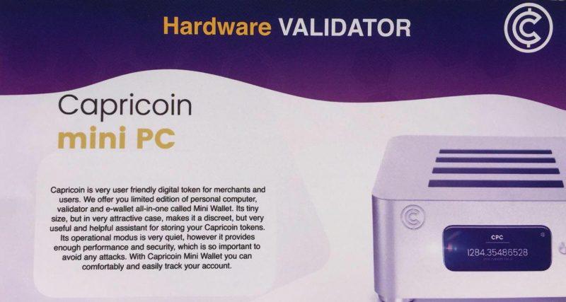 OneGram Capricoin Mini PC