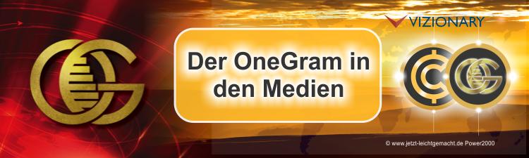 Der OneGram in den Medien