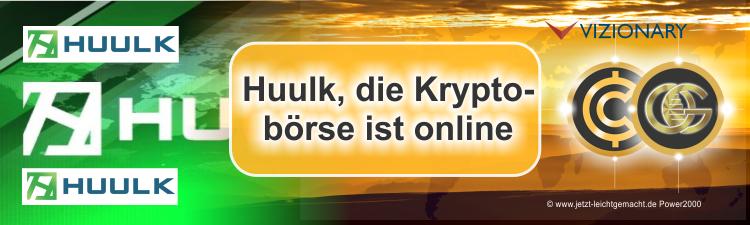 Huulk ist online