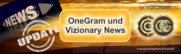 OneGram News und Vizionary News