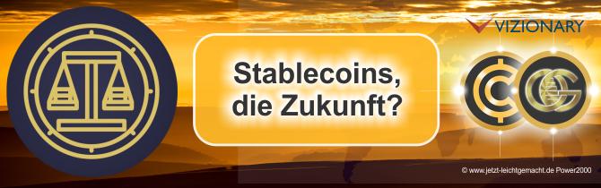 Sind Stablecoins die Zukunft des Kryptomarktes?