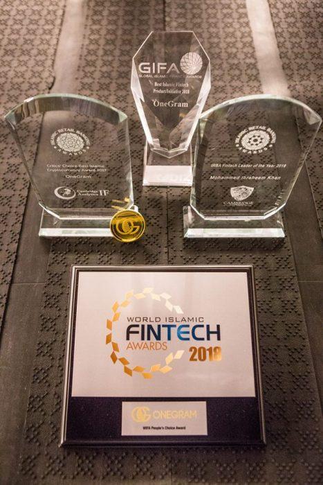OneGram Auszeichnungen