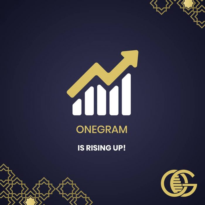 OneGram is rising up
